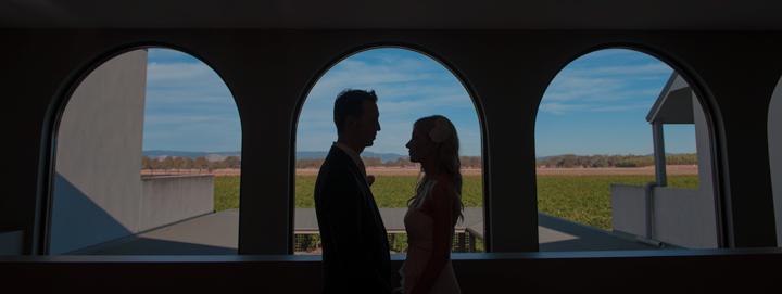 Winery Wedding blue print photography at Lindenwarrah at Milawa