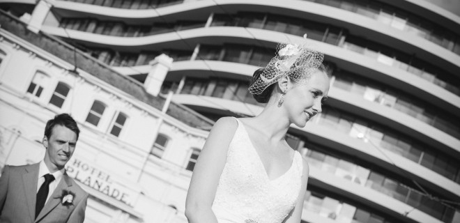 Artistic Wedding Photography MelbourneSt Kilda