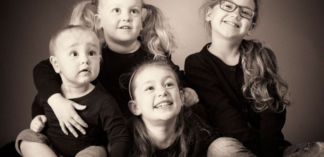 Family Photography Melbourne studio