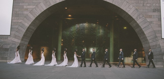 documentary wedding photographer Chris Bekos